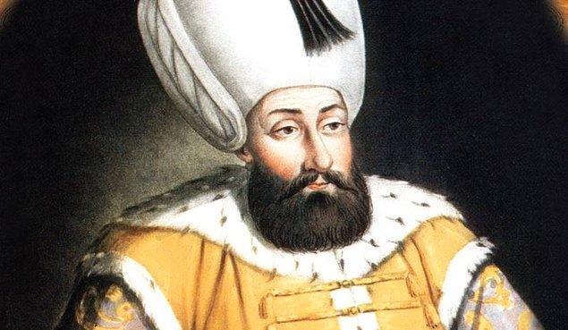 8. III. Mehmed (Tahtta kaldığı yıllar: 1595 – 1603)