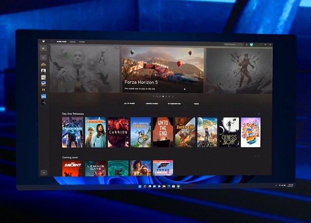 Windows 11 oyuncular için 3 büyük müjdeyle çıkıyor. Oto HDR, DirectStorage ve yeni nesil Xbox Game Pass sistemi.