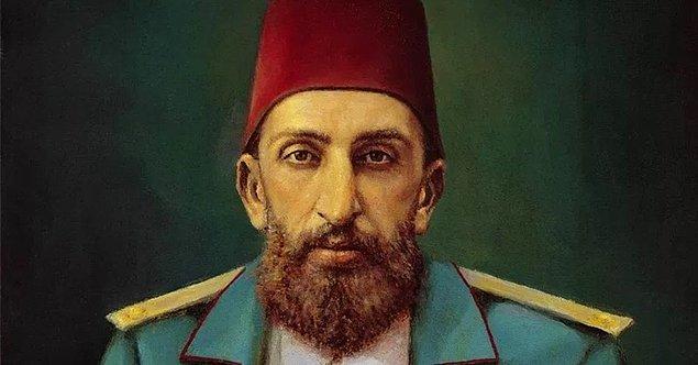 15. II. Abdülhamid (Tahtta kaldığı yıllar: 1876 – 1909)