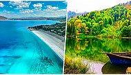 Yaz Bir Başka Güzel! Havalar Isındığında Doğal Güzellikleriyle Adeta Görsel Bir Şölen Yaşatan 12 Yer