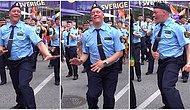 Meanwhile in Sweden: İsveç'teki Onur Yürüyüşü'nde Polisler Halkla Birlikte Dans Etti