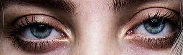 1. Bakalım hepsini bilebilecek misin? Bu gözler kimin?