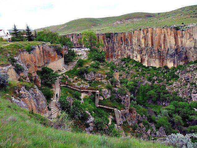 2. Ihlara Vadisi, Aksaray