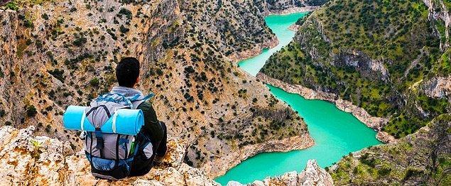 7. Arapapıştı Kanyonu, Aydın