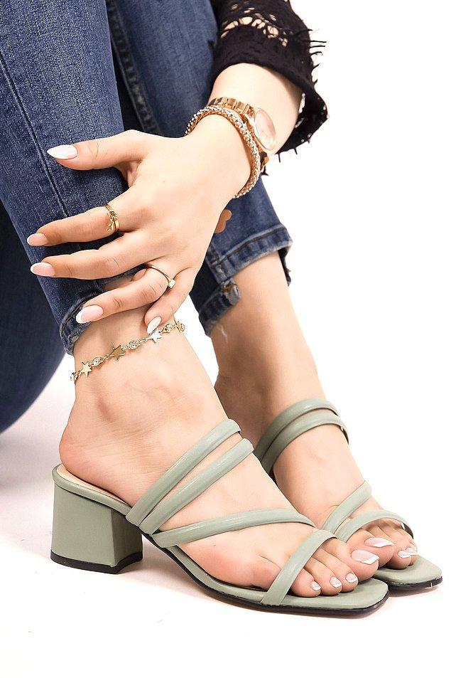 3. Bayramınızı renkli topuklu ayakkabı modelleriyle taçlandırın!