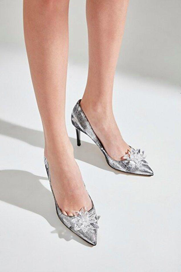 10. Hem şık hem de oldukça şirin ayakkabı modelleri için çok da uzaklaşmanıza gerek yok.