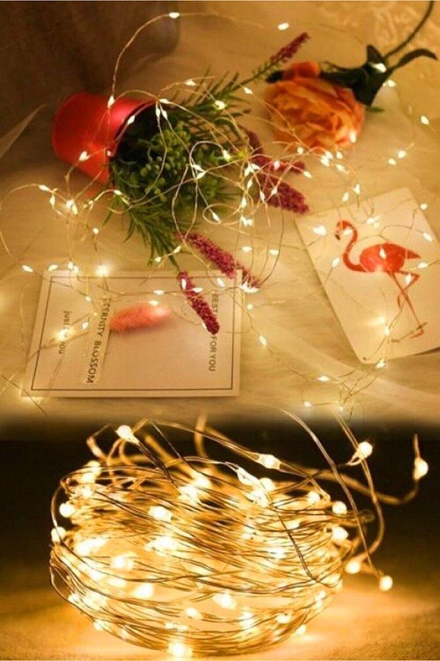 5. Farklı aydınlatma seçenekleri ile çalışma odalarının ambiyansını etkileyici kılabilirsiniz!