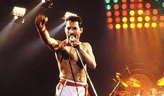 Freddie Mercury'nin Müzik Serüvenine Ne Kadar Hakimsin?