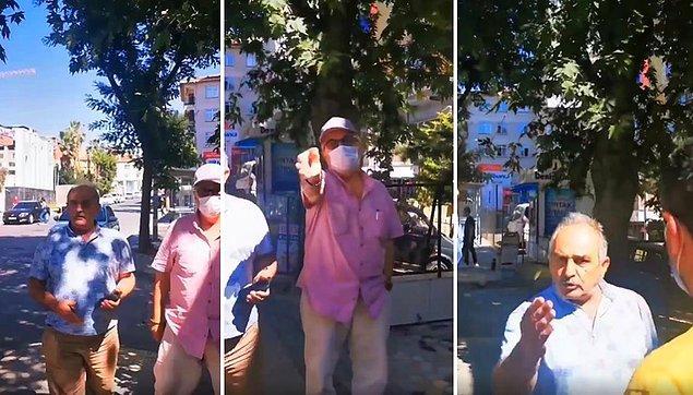 """Şebnem Tüfekçi isimli kadın, saldırıya uğradığı o anları ise """"Bu ülkede sadece şort giydiğiniz için sokakta yürürken bir anda ahlaksız olabilirsiniz. Babanıza hakaret edilebilir. Bana hakaret eden bu kişinin yüzünü herkes görsün diye paylaşıyorum"""" ifadelerini kullanarak paylaştı."""