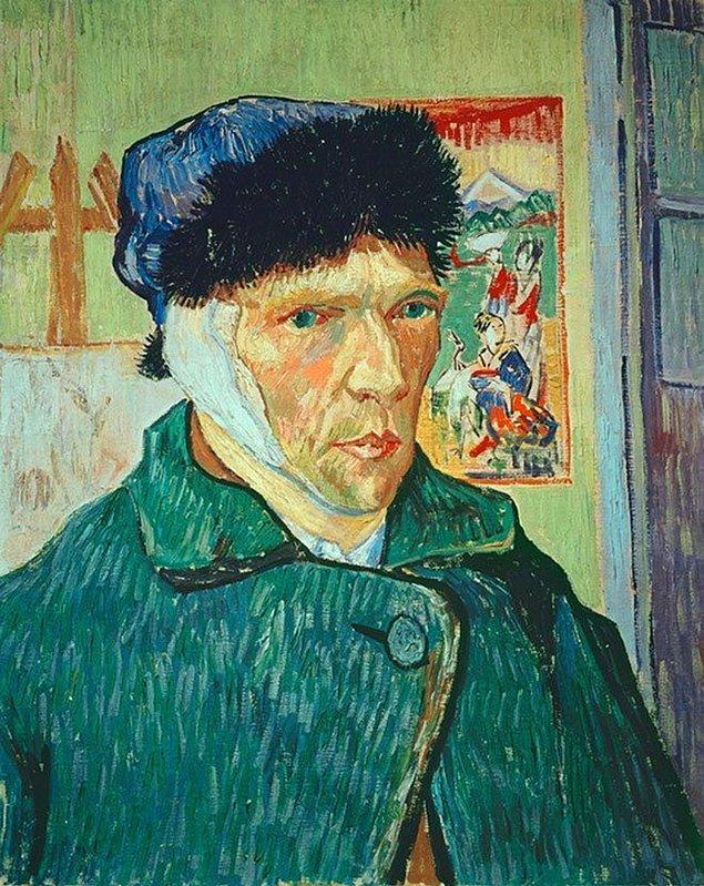15. Dünyaca ünlü ressam Van Gogh yaşarken sadece ama sadece 1 tane resmini satabilmiştir.