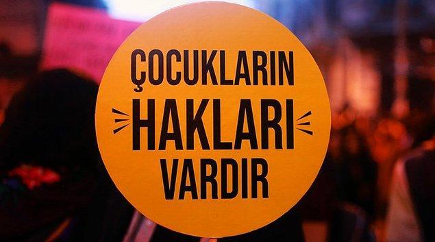 İstanbul'da yaşayan 16 yaşındaki kız çocuğu 8 yaşından 15 yaşına kadar öğrenim gördüğü okul müdürü, öğretmenleri, babası, amcası, kuzeninin de aralarında bulunduğu 20 kişinin cinsel istismarına uğradığını söylemişti.