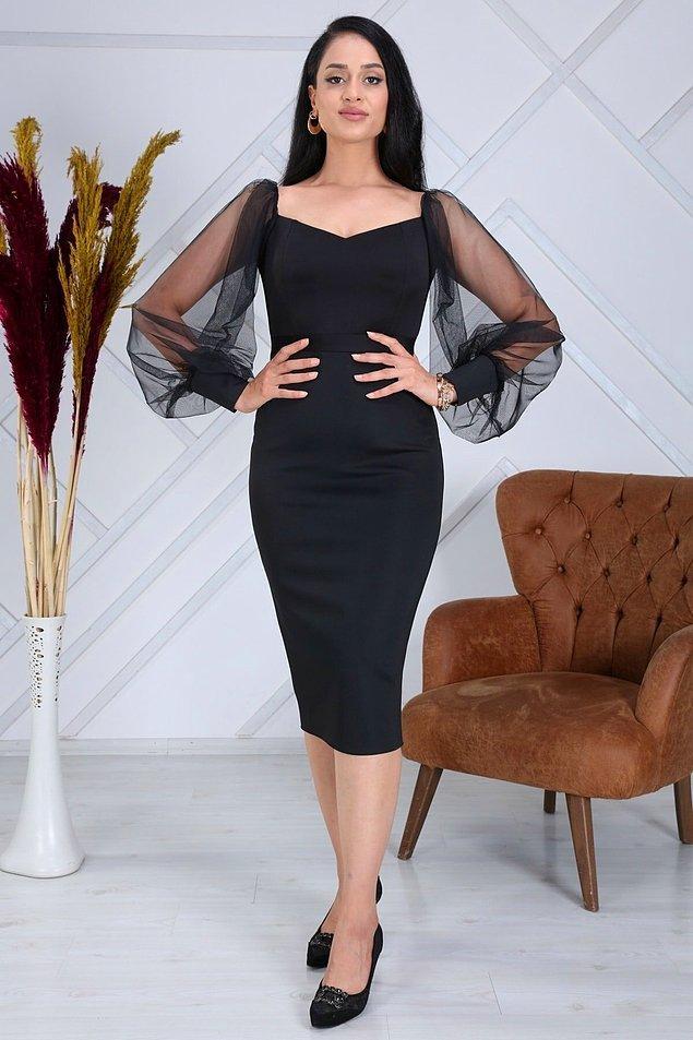 15. Daha klasik bir elbise mi arıyorsunuz?