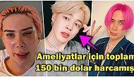 K-Pop Grubu BTS Hayranı, Jimin'e Benzemek İçin 18 Estetik Ameliyatı Geçirip Irk Değiştirdiğini İddia Ediyor