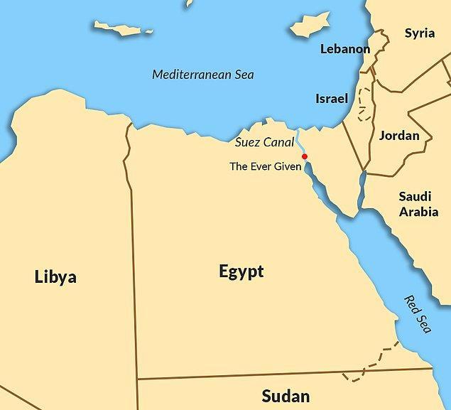 1. Süveyş Kanalı