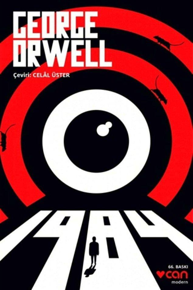 3. George Orwell- 1984