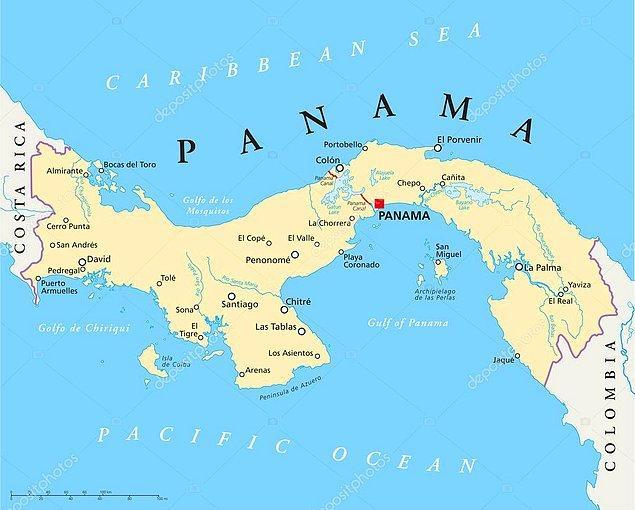 4. Panama Kanalı