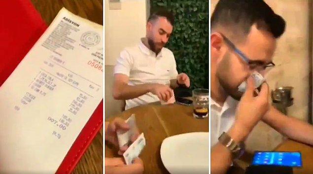 Hal böyle olunca da turistler, Türkiye'de çok daha ucuza tatil yapabiliyorlar. Sosyal medyaya düşen bir videoda ise bir turistin hesap öderken Türk lirasının değersizliğini göstermek için para ile burnunu silmesi tepki çekti.