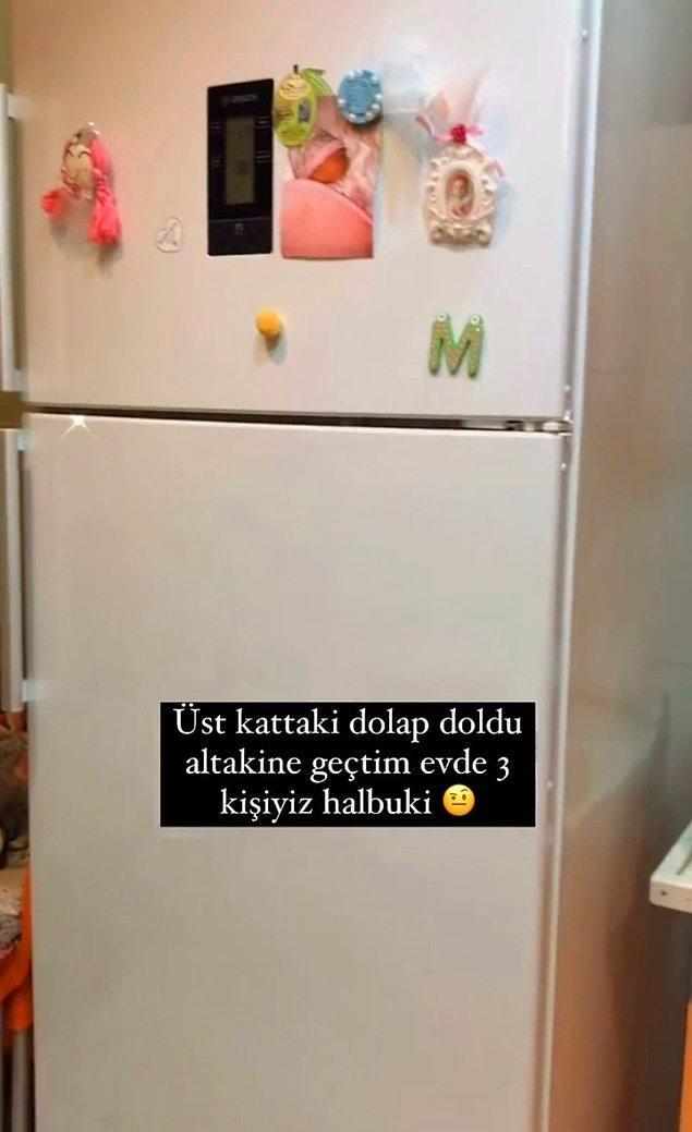 """12. Anlamayanlar için tercüme hizmeti: """"Evim dubleks ve iki buzdolabım var, üstelik ikisi de dolu."""""""