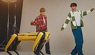 Boston Dynamics'in Akıllı Robotları, BTS ile Dans Etti