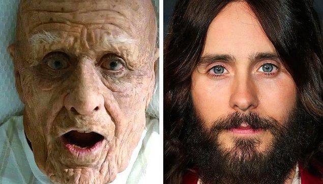 "12. ""Mr. Nobody"" filminde Jared Leto"