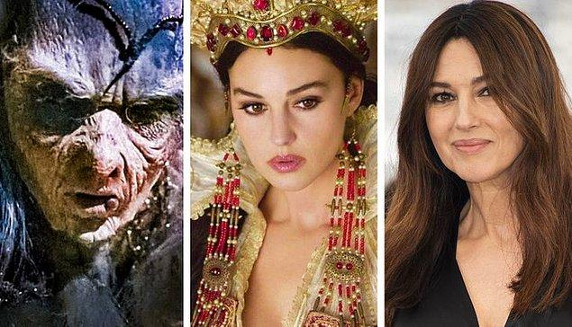 """17. """"The Brothers Grimm"""" filminde Monica Bellucci"""