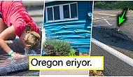 Termometrelerin 50 Dereceyi Gösterdiği Kanada ve Oregon'daki Vahim Durumu Gözler Önüne Seren Kareler