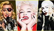 Yıllara Meydan Okuyan Pop Kraliçesi Madonna'nın Dillere Destan Olan 13 Canlı Performansı