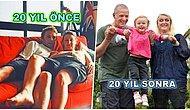 20 Yıl Önce Kendisine Sperm Donörü Olma Sözü Veren Eski Sevgilisini Bulup Üstüne Bir de Evlenen Kadın