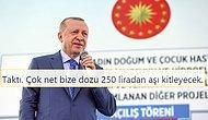Erdoğan, 'Avrupa'da Kovid Aşısı Ücretli' İddiasında Neden Israr Ediyor?