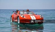 Türkiye'de Üretildi! Otomobil Görünümlü Deniz Araçları Yurt Dışında İlgi Görüyor