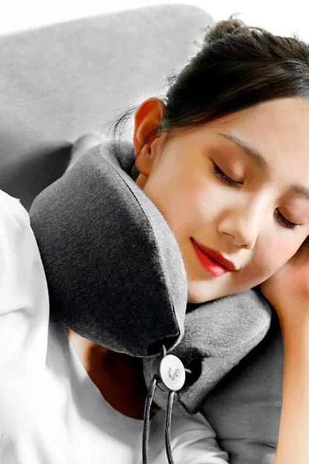 1. Yastıksız uyuyabilenler bunu nasıl yapıyor?