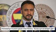 Fenerbahçe'nin Teknik Direktör Olarak Yeniden Vitor Pereira'yla Anlaşmasına Gelen Komik Tepkiler