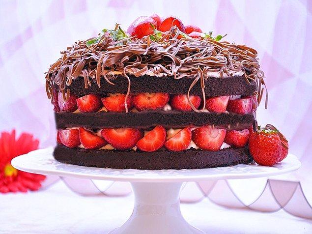 7. Pastanın dışında hangi krema olmasını istersin?