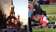 Heykeller Yıkıldı, Kiliseler Ateşe Verildi: Kanada'da Çocuklara Ait Toplu Mezarlara Tepki Çığ Gibi Büyüyor