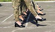 Kadınlar Ayaklandı! Ukrayna Ordusunda 'Topuklu' Krizi