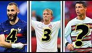 Bu Yıl Avrupa Futbol Şampiyonasında En Çok Gol Atan 11 Oyuncu