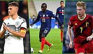Kimler Var Kimler… Avrupa Futbol Şampiyonası'nda İzlemesi En Keyifli Orta Saha Oyuncusunu Seçiyoruz!