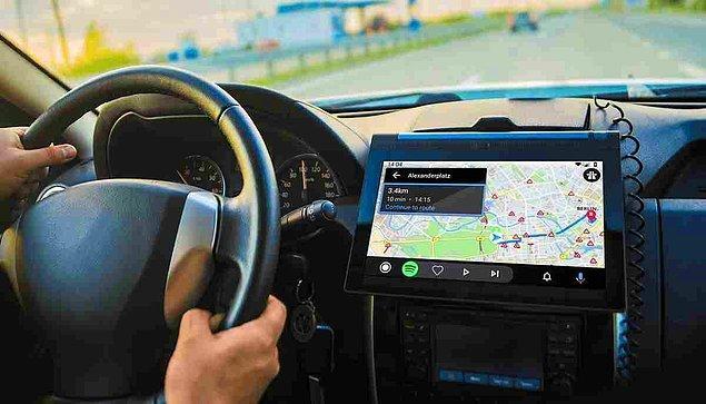 5. İmkanınız varsa navigasyon kullanın.