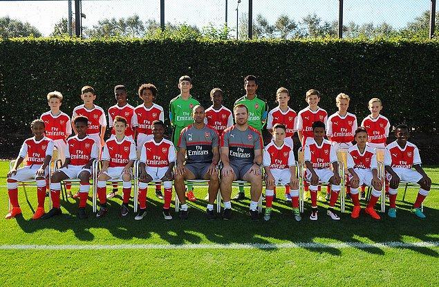 2. Arsenal FC, İngiltere