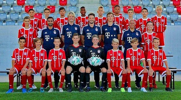 4. FC Bayern Munich, Almanya