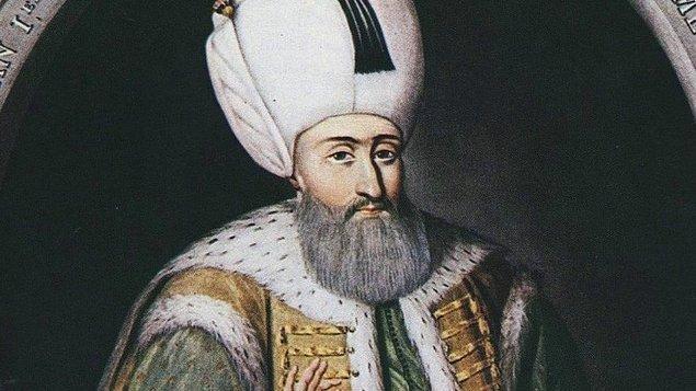 4. Kanuni Sultan Süleyman