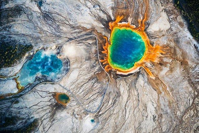2. Yellowstone - A.B.D.