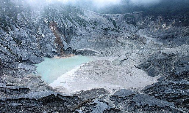 3. Merapi - Endonezya