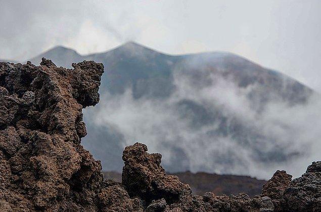 6. Sakurajima - Japonya