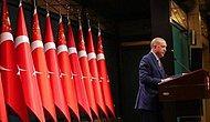 Kabine Toplantısı Sonrası Erdoğan Açıklamalarda Bulundu