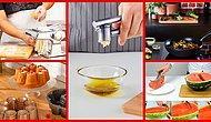 Sizi Çok Daha Hızlı Bir Şefe Dönüştürmeye Yarayacak Pratik Mutfak Ürünleri