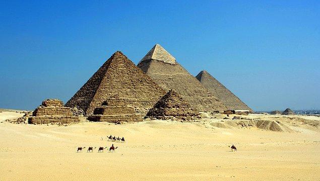 21. Mısır