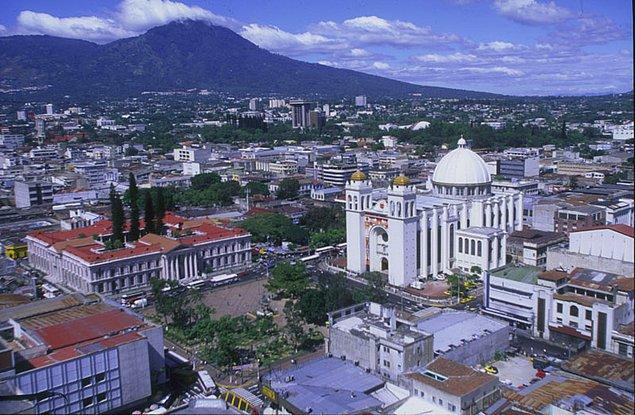 18. El Salvador