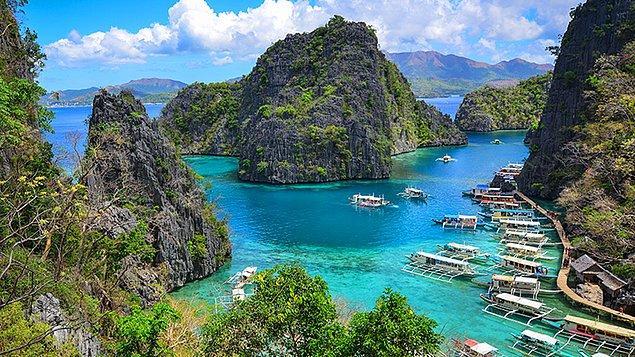 17. Filipinler