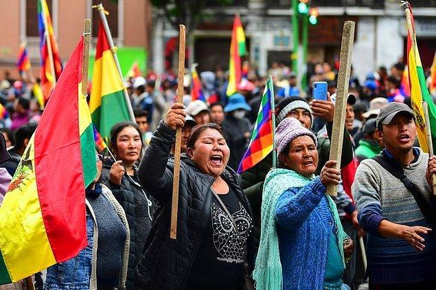 15. Bolivya